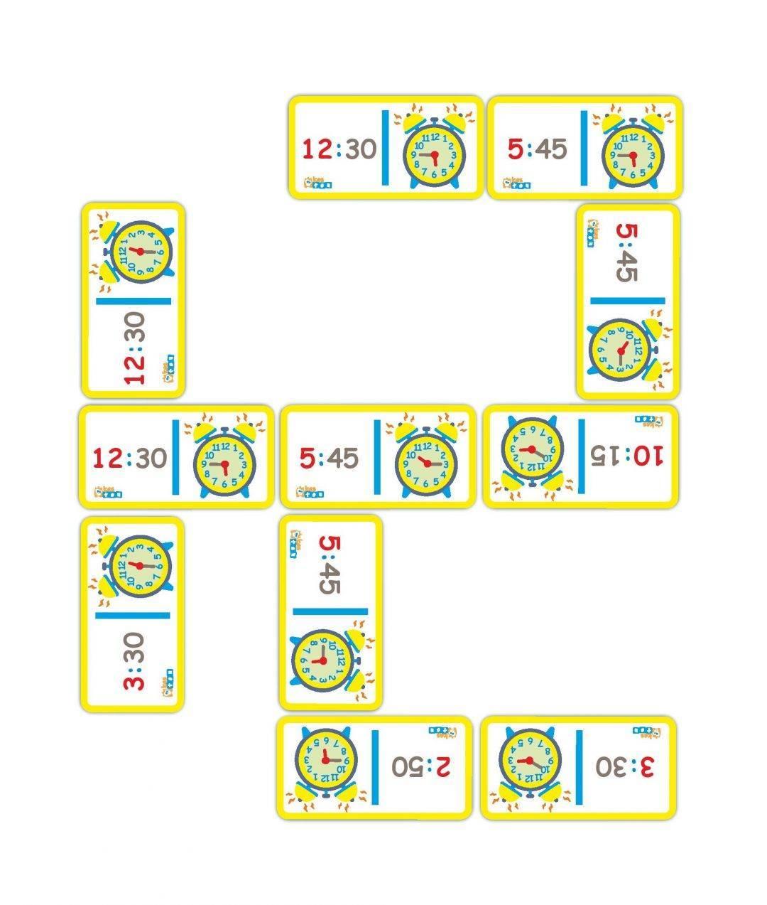 domino-laikrodis-foto